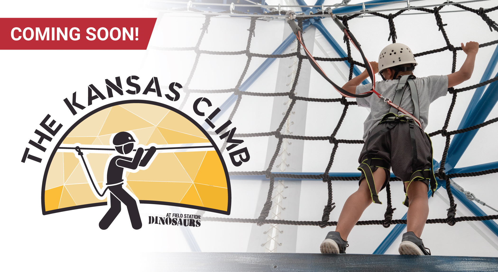 Coming Soon: The Kansas Climb