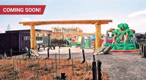 Paleo Playground Coming Soon