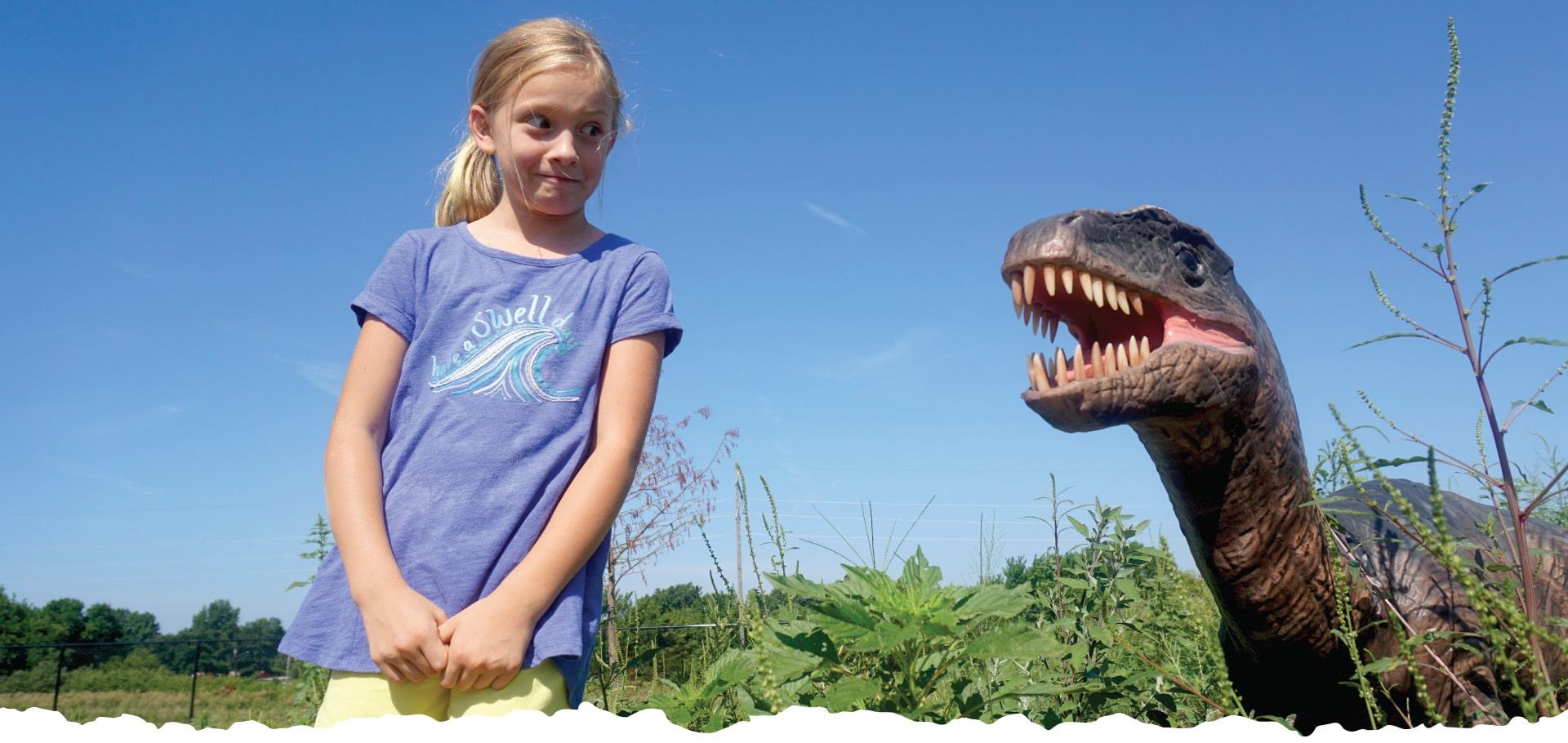 Derby, Kansas Dinosaur Park
